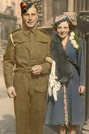 BBC - WW2 People's War - Cyril and Winifred KIRK ~ A war time wedding