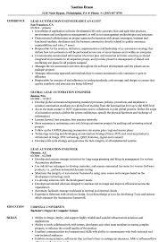 It Infrastructure Engineer Resume Sample Lead Automation Engineer Resume Samples Velvet Jobs 23