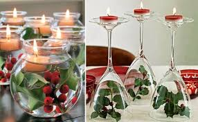 DIY Christmas Glass Centerpieces - Find Fun Art Projects to Do at ...