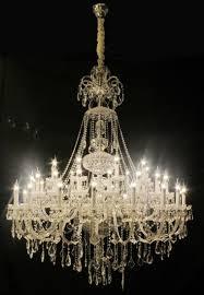 chrome finish fancy large hotel large crystal chandelier