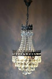 rewire antique chandelier ready to hang chandelier free express delivery fully rewired antique french vintage crystal