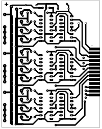 easy to build cnc mill stepper motor and driver circuits steps photo etching a driver board