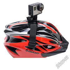 Крепление на <b>шлем</b> (ремешок) <b>Vented Head Strap Mount</b> для ...