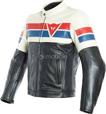 dainese 8 track leather jacket