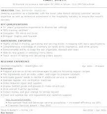 Waitress Skills For Resume Resume Objective For Waitress Resume Objective Examples Waitress