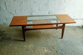 long john coffee table vintage retro mid century teak g plan long john coffee table long