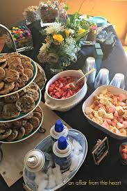 candy bars for graduation parties. Brilliant Bars Country Chic Graduation Party She Also Wanted A Candy Bar  Inside Candy Bars For Parties D