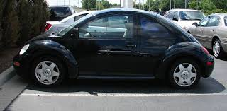Volkswagen VW Black Beetle Car by FantasyStock on DeviantArt