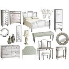 pier one bedroom furniture. Hayworth Mirrored Furniture Collection Dresser Polyvore For Pier One Bedroom