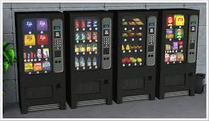 How To Fill Vending Machines Sims 4 Unique Around The Sims 48 Custom Content Downloads Objects Appliance