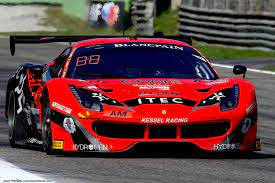 Ferrari Racer David Perel Heads To Silverstone Endurance Info English Spoken