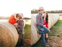 kelli matthew a rustic country engagement session rachel