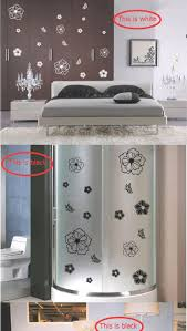 Refrigerator Stickers High Quality Flowers And Butterflies Refrigerator Stickers Wall
