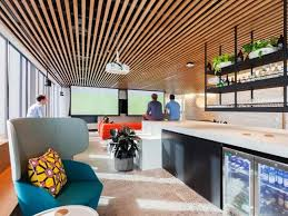 dropbox corporate office. In Their Downtime, Staff Curl Up On A Sofa, Chair Or Cushion To Play Dropbox Corporate Office