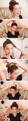 5 Minute Hairstyles For Girls 15 Cute 5 Minute Hairstyles For School Pretty Designs