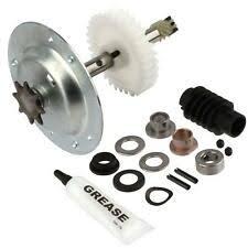 gear sprocket kit 1 3 1 2hp liftmaster sears craftsman garage door opener