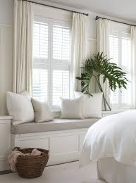 white plantation shutters and built in window seats our dream home 2016 window room and bedrooms