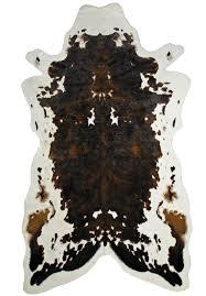faux cowhide rug ikea