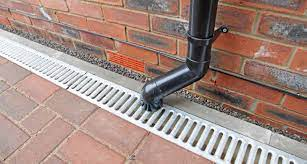 channel drainage and driveway drainage
