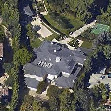 Peter Lowy House in Beverly Hills, CA (Google Maps)