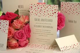 Top 10 Invitations For A Valentines Day Weddingivy Ellen Wedding