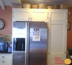 decor above kitchen cabinets. Use This Area For Both Decoration \u0026 Storage At Once Decor Above Kitchen Cabinets T