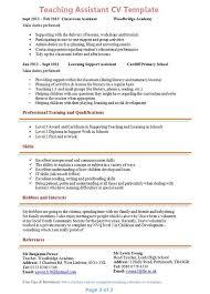 Application Letter Teacher Aide Resume Sample Resume Resume Cv