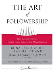 the art of followership the book ira chaleff publications
