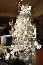 sparkle modern white christmas tree ideas and bling amazing house layouts  contemporary with hanging ornaments simple