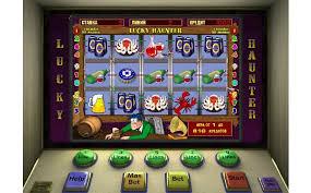 Игровой автомат 1
