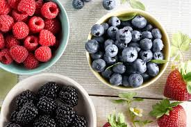 Berries Glycemic Index Chart Berry Diet For Diabetes Driscolls