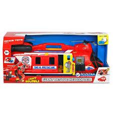 Игровой набор Dickie Toys Вертолет Спасение на ... - ROZETKA