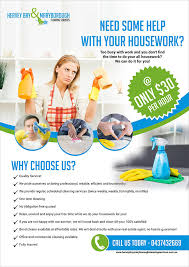 Commercial Cleaning Flyers Entry 79 By Arryacreatives For Logo Flyer Business Card