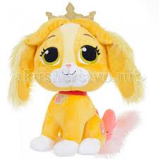 <b>Мягкая игрушка Palace</b> Pets Питомец Белль - щенок Крошка 18 см