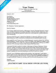 Top Result Sample Cover Letter For Early Childhood Teaching Position
