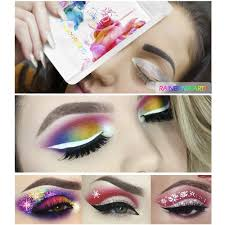 Eye Makeup Sticker Designs Lanbena Temporary Eyeshadow Sticker Eye Tattoo Eyeliner