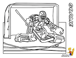 Small Picture Hockey Coloring Pages Coloring Page