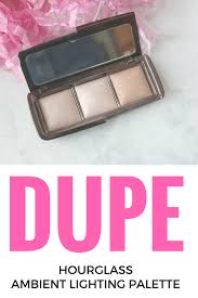 Ambient Lighting Palette Dupe Elle Sees Beauty Blogger In Atlanta Dupe Ambient