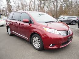 Used 2016 Toyota Sienna XLE For Sale in Newton, NJ | Near Sussex ...