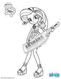 Small Picture Coloring Pages Surprising Pony Coloring Page Pony Coloring Pages