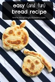 fun and easy no yeast bread you can make with kids