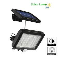 Bright Light Test Amazon Com Berlato Solar Security Lights 56 Ledsolar Panel