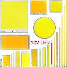 <b>DC12V</b> LED <b>COB Bulb</b> Light Emitting Diode 2W 200W Round <b>COB</b> ...