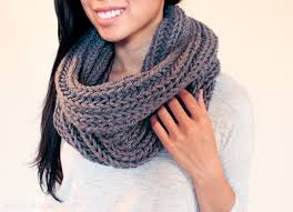 Knitted Infinity Scarf Pattern Unique Ideas