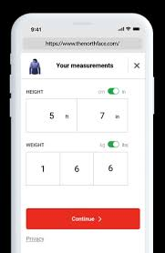 Boss Jeans Size Chart Fit Finder The Worlds Most Accurate Apparel Size Advisor