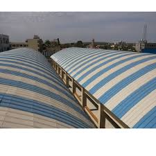 roofing sheets aluminum corrugated curved roofing sheet manufacturer from surat