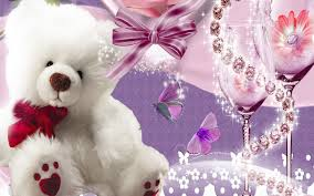 teddy bear background wallpapers 12785