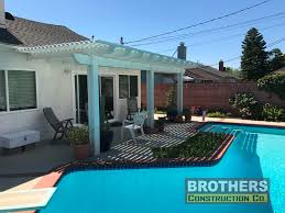 alumawood patio covers. Beautiful Covers Alumawood Patio Cover In North Hills CA  Brothers Construction Duarte  91010  General Building U0026 Engineering Contractor For Patio Covers O