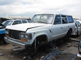 Junkyard Find: 1989 Toyota Land Cruiser - The Truth About Cars