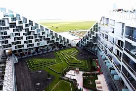 bjarke ingels 8 house plan beautiful photos a first look inside big s stunning green roofed 8 tallet eco